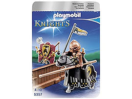 Playmobil Wild Horse Tournament Knight Blocks and Bricks