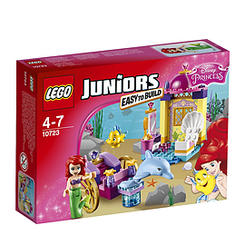 Lego Juniors Ariel's Dolphin Carriage 10723 Blocks and Bricks