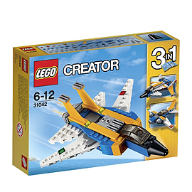 Lego Creator Super Soarer 31042 Blocks and Bricks