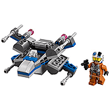 Lego Star Wars Resistance X-Wing Fighter screen shot 2