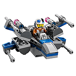 Lego Star Wars Resistance X-Wing Fighter screen shot 3