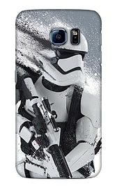 Samsung Galaxy S6 Edge Case - Star Wars VII Stormtrooper Splash Mobile phones