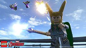 Lego Marvel Avengers DELUXE screen shot 11