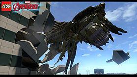 Lego Marvel Avengers DELUXE screen shot 12