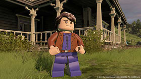 Lego Marvel Avengers DELUXE screen shot 5