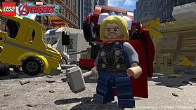 Lego Marvel Avengers DELUXE screen shot 8