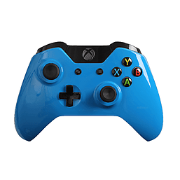 Xbox One Controller -Gloss Blue XBOX ONE