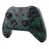Xbox One Controller -Green Skull screen shot 3