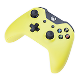 Xbox One Controller -Gloss Yellow screen shot 3