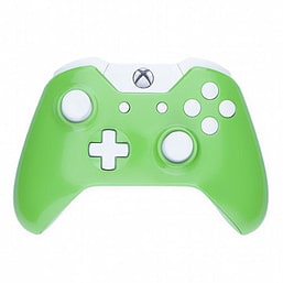 Xbox One Wireless Controller - Green & White Buttons XBOX ONE