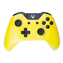 Xbox One Wireless Controller - Yellow & Black Buttons XBOX ONE