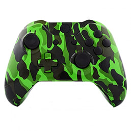 Xbox One Wireless Controller - Green Camouflage XBOX ONE