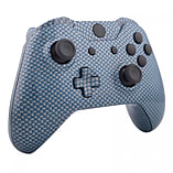 Xbox One Controller -Blue Carbon Fibre screen shot 2