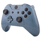 Xbox One Controller -Blue Carbon Fibre screen shot 3