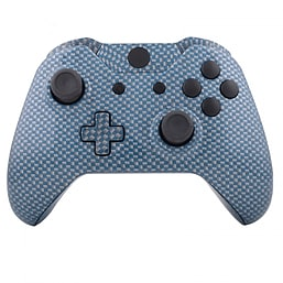 Xbox One Controller -Blue Carbon Fibre XBOX ONE