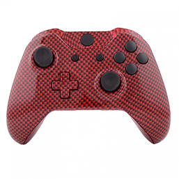 Xbox One Controller -Red Carbon Fibre XBOX ONE