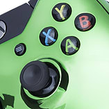 Xbox One Controller -Chrome Green Edition screen shot 2