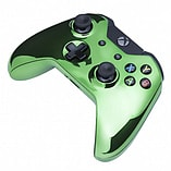 Xbox One Controller -Chrome Green Edition screen shot 3