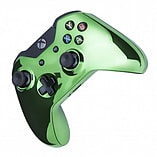 Xbox One Controller -Chrome Green Edition screen shot 4