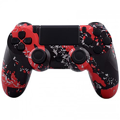 Playstation 4 Controller -Red Subterfuge Edition PS4