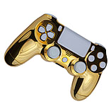 Playstation 4 Controller -Chrome Gold & White screen shot 2