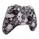Xbox One Controller -White Hades Skull screen shot 3