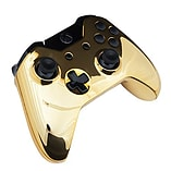 Xbox One Wireless Controller - Gold & Black Buttons screen shot 1