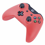 Xbox One Controller -Matte Red Edition screen shot 3