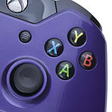 Xbox One Controller -Gloss Purple Edition screen shot 2