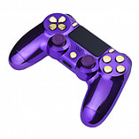 Playstation 4 Controller -Chrome Purple & Gold screen shot 2