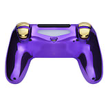 Playstation 4 Controller -Chrome Purple & Gold screen shot 4