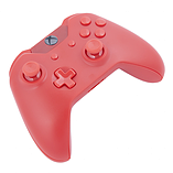 Xbox One Controller -Pure Red Edition screen shot 2