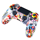 Playstation 4 Controller -Sticker Bomb screen shot 2