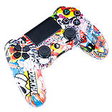 Playstation 4 Controller -Sticker Bomb screen shot 3