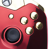 Xbox One Controller -The Iron Man Edition screen shot 1