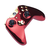 Xbox One Controller -The Iron Man Edition screen shot 2