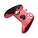 Xbox One Controller -The Iron Man Edition screen shot 3