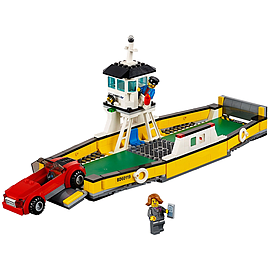 Lego City Ferry Blocks and Bricks