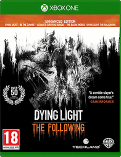 Dying Light: The Following - Enhanced Edition Xbox One Cover Art