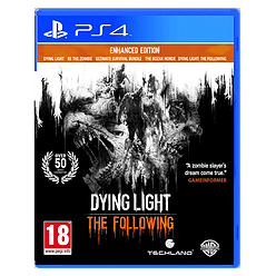 Dying Light: The Following - Enhanced Edition PlayStation 4 Cover Art
