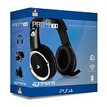 PRO4-100 Stereo Headset - Black screen shot 3