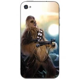 iPhone 4/4S Skin - Star Wars VII Chewbacca Mobile phones