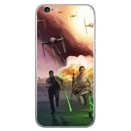 iPhone 6 Skin - Star Wars VII Escape Mobile phones
