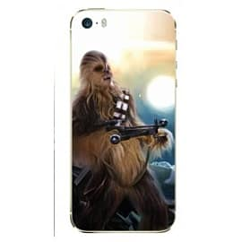 iPhone 5S Skin - Star Wars VII Chewbacca Mobile phones