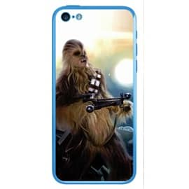 iPhone 5C Skin - Star Wars VII Chewbacca Mobile phones