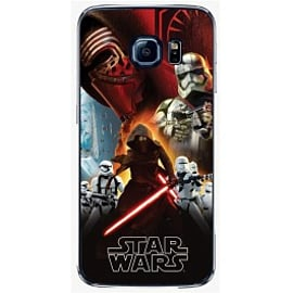 Samsung Galaxy S6 Edge Skin - Star Wars VII Montage Mobile phones