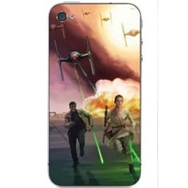 iPhone 4/4S Skin - Star Wars VII Escape Mobile phones