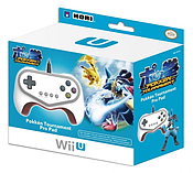 Pokken Tournament Wii U Pro Pad screen shot 2