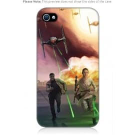 iPhone 4/4S Case - Star Wars VII Escape Mobile phones