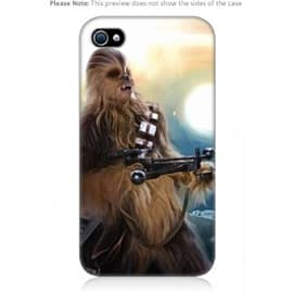 iPhone 4/4S Case - Star Wars VII Chewbacca Mobile phones